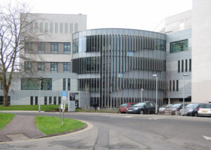 Royal Devon and Exeter Hospital New Building