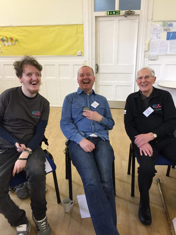 Sing Lottery Fund aphasia