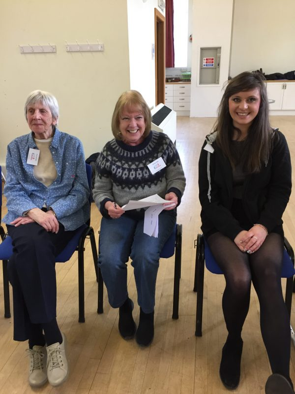 Sing aphasia lottery funding fund