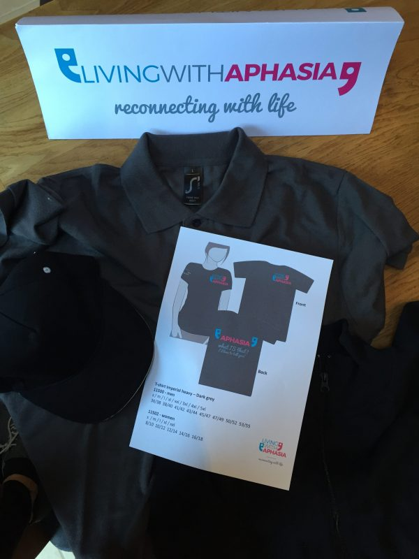 aphasia stand out clothing