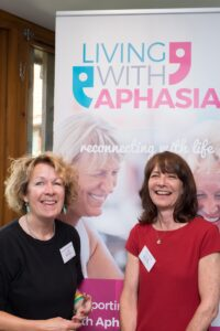 launch living with aphasia stroke exeter devon