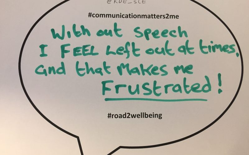 communication matters aphasia exeter stroke speech