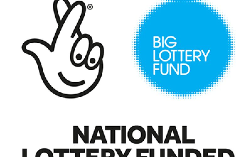National Lottery Funded Big Lottery Fund
